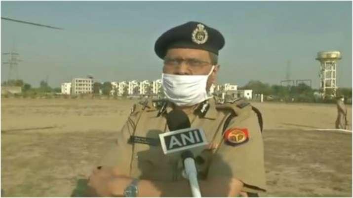 Uttar Pradesh Director General of Police HC Awasthi