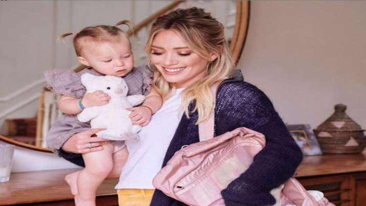 Hilary Duff expecting second child with Matthew Koma
