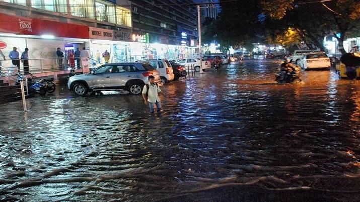 No respite from rain in Hyderabad