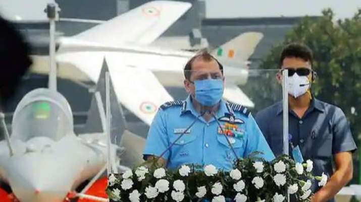 IAF Chief Bhadauria