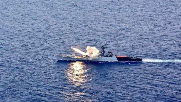 Indian Navy, anti ship missile