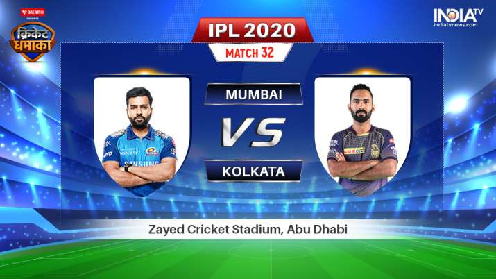 IPL Live Match MI vs KKR: Live Match How to Watch IPL 2020 Streaming on Hotstar, Star Sports & JioTV