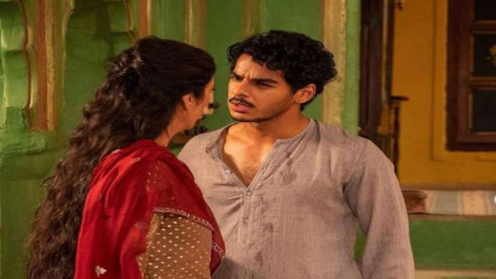 A Suitable Boy: Twitter has mixed reactions on Tabu and Ishaan Khatter series