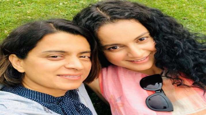 Court orders probe against Kangana, her sister over tweets