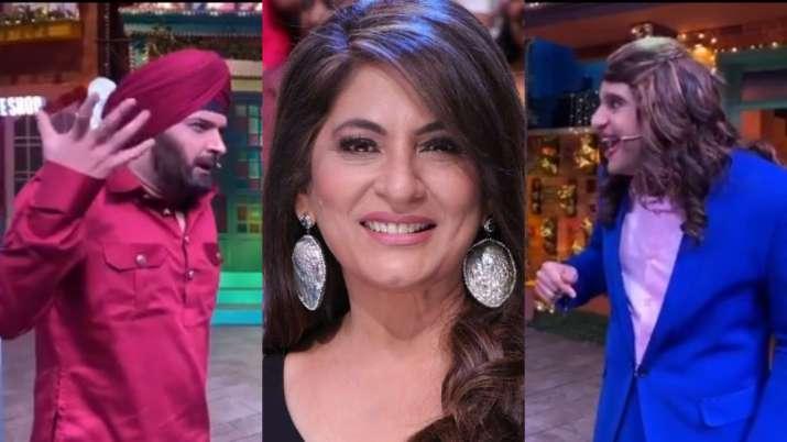 The Kapil Sharma Show: Navjot Singh Sidhu has a message for Archana Puran Singh but there's a twist