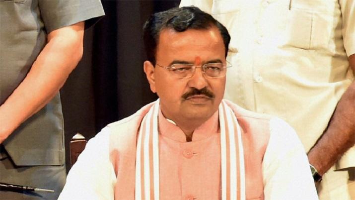 UP Deputy CM Keshav Prasad Maurya tests positive for coronavirus | India  News – India TV