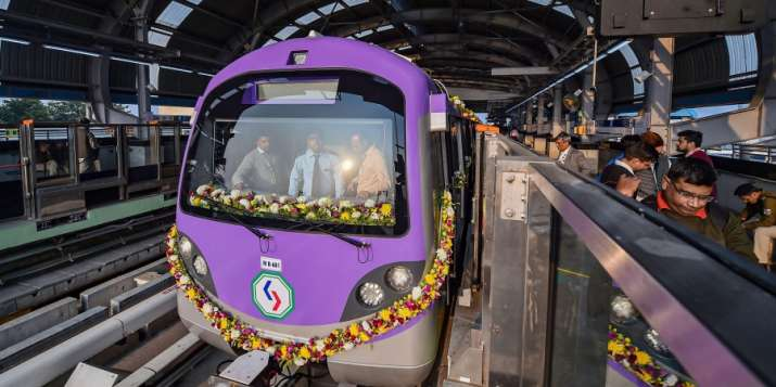 Kolkata to get first underground metro station in 25 years