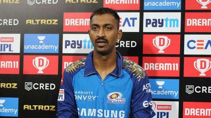 Krunal Pandya, returning from UAE, stopped at Mumbai Airport by DRI officials