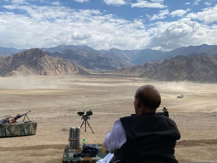 India China border dispute, LAC, Ladakh, Indian Army