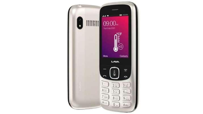 lava, lava phones, lava international limited, lava feature phones, feature phones, lava pulse 1, la