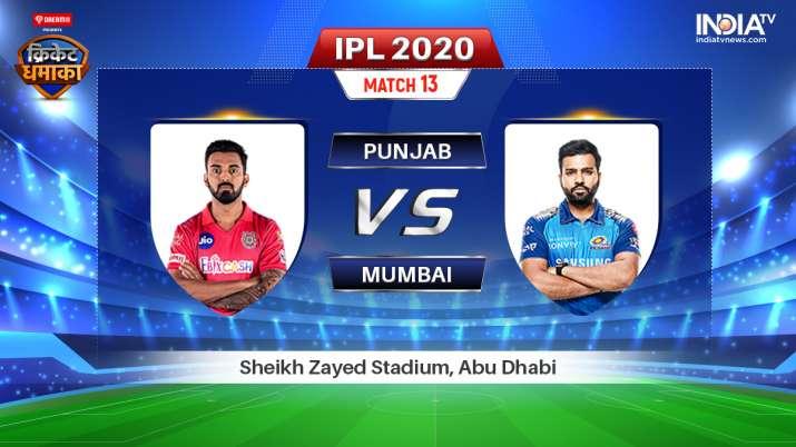IPL Live Match Streaming KXIP vs MI: Watch Kings XI Punjab vs Mumbai Indians Stream Live Cricket mat