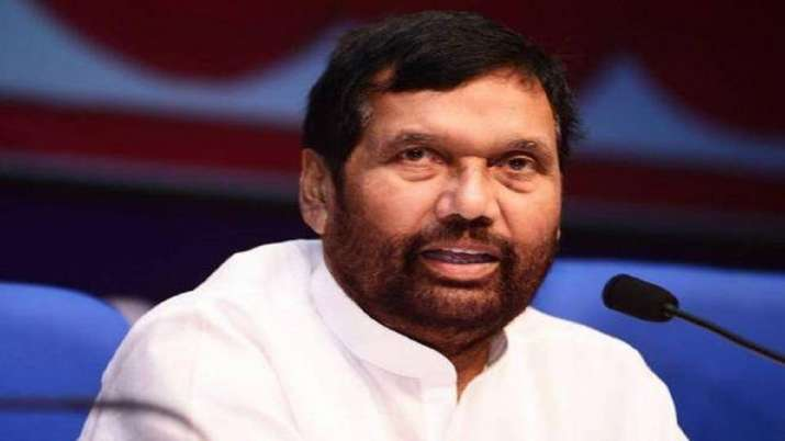 LJP founder Ram Vilas Paswan, 74, died at a hospital in