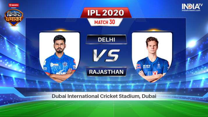 Live IPL Match DC vs RR Stream: Live Match How to Watch IPL 2020 Streaming on Hotstar, Star Sports &