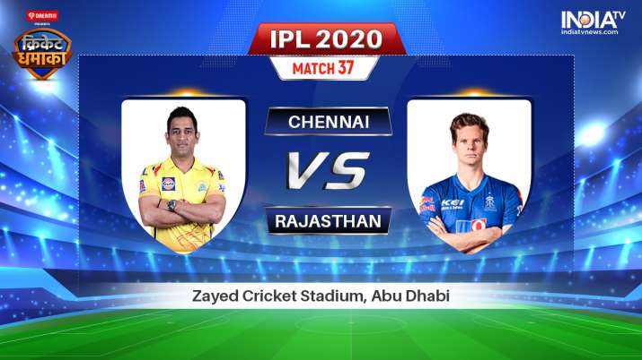 Live IPL Match CSK vs RR Stream: Live Match How to Watch IPL 2020 Streaming on Hotstar, Star Sports