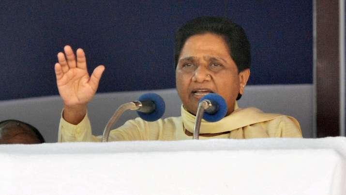 Mayawati expels rebel BSP MLAs ahead of Rajya Sabha
