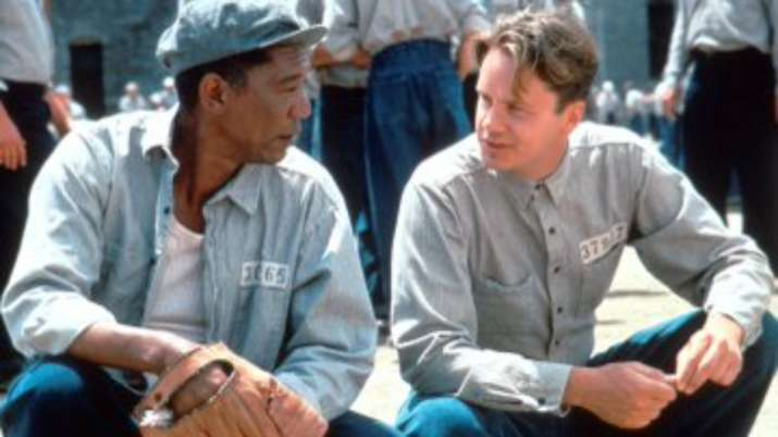 Morgan Freeman looks back at 'The Shawshank Redemption' journey