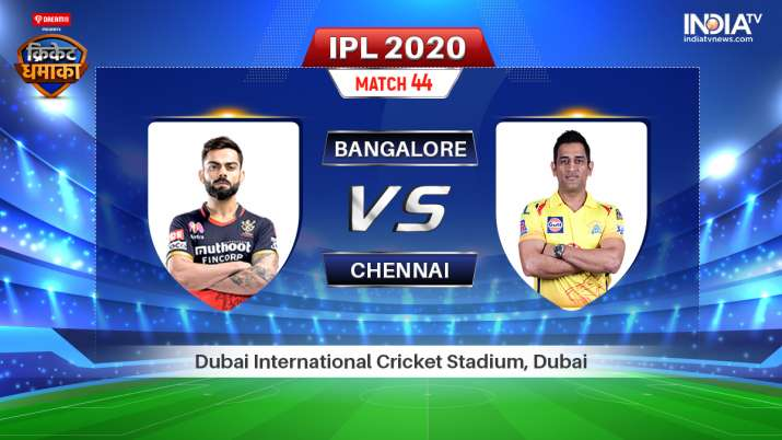 Live IPL Match RCB vs CSK Stream: Live Match How to Watch IPL 2020 Streaming on Hotstar, Star Sports