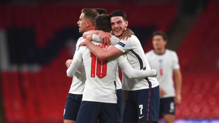 Nations League France Play Goalless Draw Against Portugal England Beat Belgium 2 1 Football News India Tv
