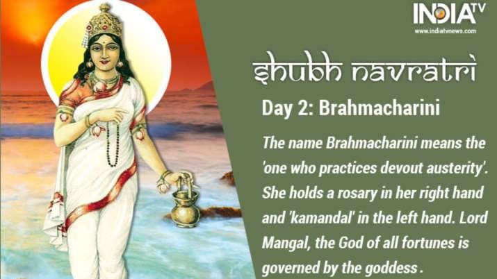 Happy Navratri 2020 Day 2: Worship Goddess Brahmacharini; Know Significance, Puja Vidhi, Mantra and
