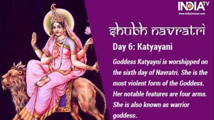 Happy Navratri 2020 Day 6: Worship Goddess Katyayani; Significance, Puja Vidhi, Mantra and Stotr Pat