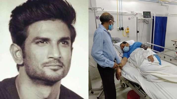 Sushant Singh Rajput's cousin and BJP MLA Neeraj Kumar Singh Bablu suffers heart attack