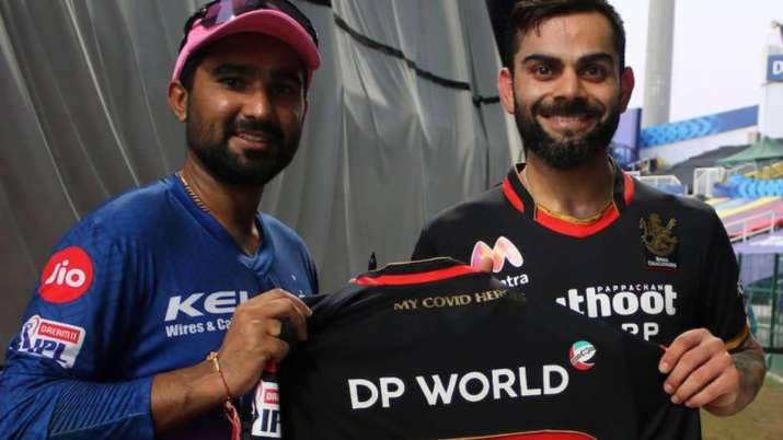IPL 2020: Virat Kohli inspires lot of people, I am one of them: Tewatia after receiving signed jerse