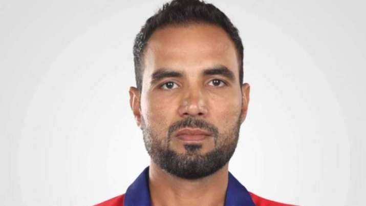 Afghanistan batsman Najeeb Tarakai