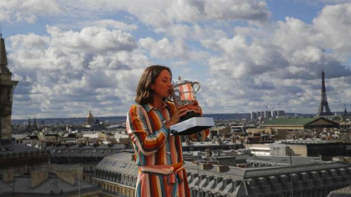 French Open champ Iga Swiatek