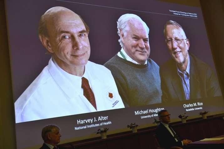 Nobel Prize 2020 for medicine awarded to 3 scientists for discovering hepatitis C virus