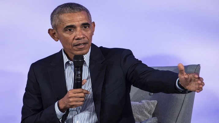 Obama slams Trump over Covid-19 pandemic response