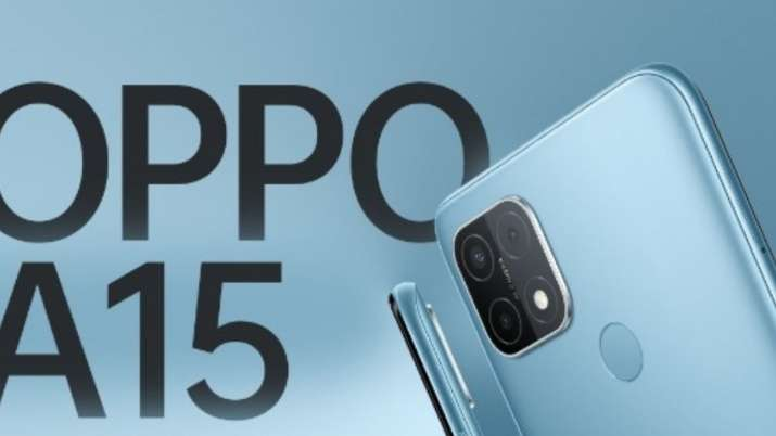 oppo, oppo smartphones, oppo a15, oppo a15 features, oppo a15 specifications, oppo a15 launch in ind