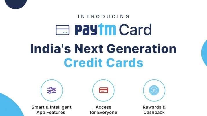 paytm, paytm credit card, credit card, paytm next gen credit cards, paytm card, tech news