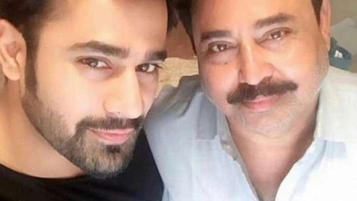 Pearl V Puri's father Vipin Puri dies due to heart attack, Naagin 3 actor shares heartbreaking post