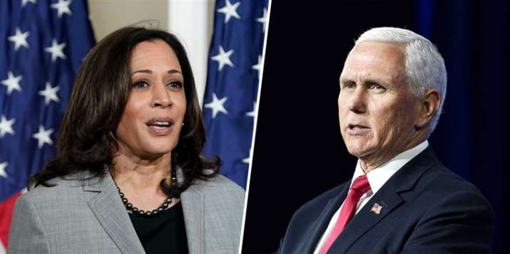 Mike Pence, Kamala Harris all set for vice-presidential