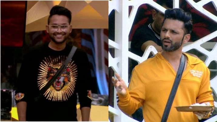 Bigg Boss 14: Twitter is divided as Rahul Vaidya calls Jaan Kumar Sanu a product of nepotism
