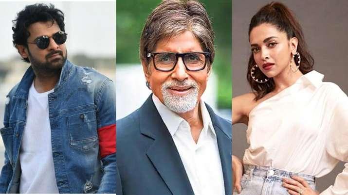 Amitabh Bachchan joins Prabhas, Deepika Padukone starrer Nag Ashwin's next