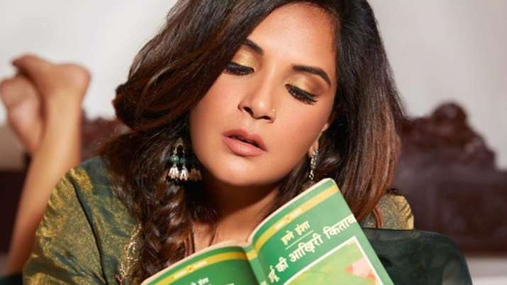 Lahore Confidential: Richa Chadha unveils her first look as poetry lover