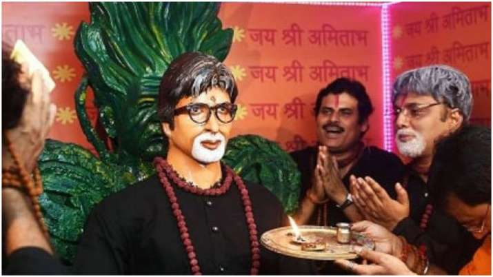 Big B turns 78: Amitabh Bachchan temple hosts virtual meet for 'Guru' with his extended family