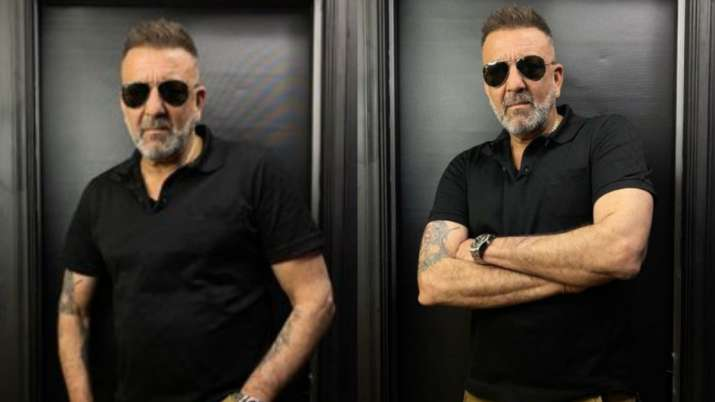 Sanjay Dutt shares his new look as he resumes shooting for Yash starrer KGF: Chapter 2