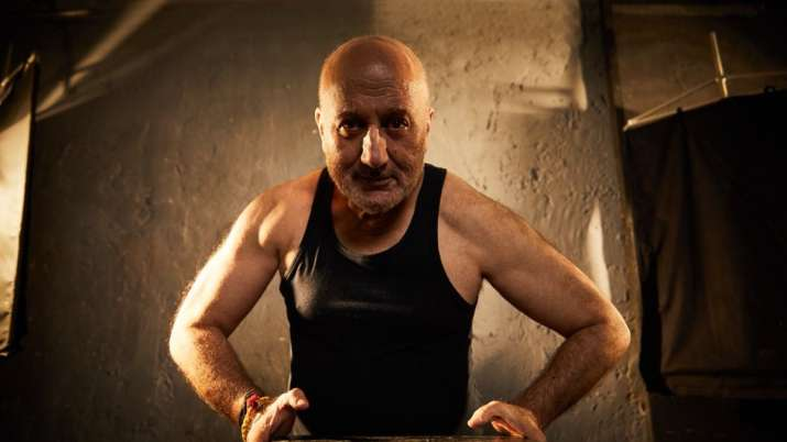 Anupam Kher terms working in Covid era a 'humbling experience'