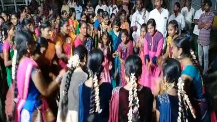 With Dussehra 'Bathukamma' celebrations also conclude in Andhra Pradesh