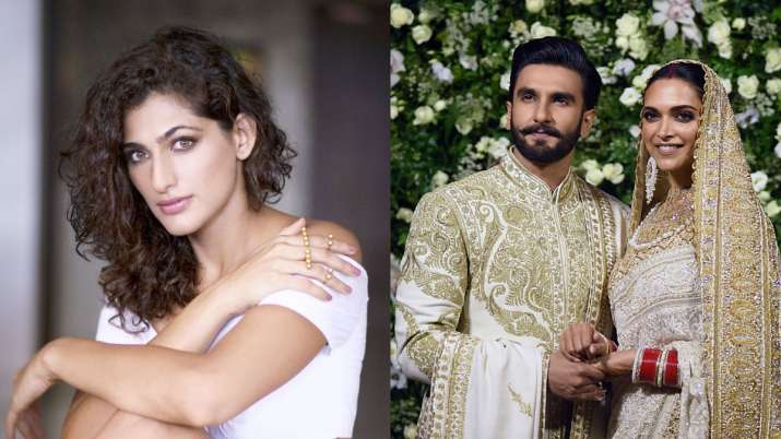 Kubbra Sait gatecrashed Ranveer Singh-Deepika Padukone's wedding 'with an invitation'