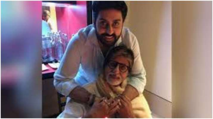 Amitabh Bachchan shares post on work mantra, son Abhishek calls it 'insipration'