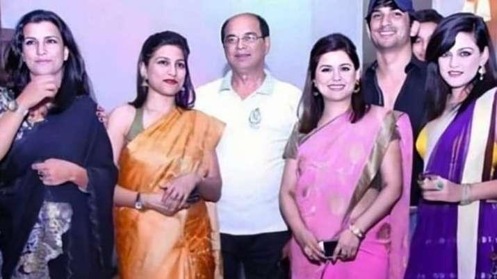 Sushant Singh Rajput's sisters seek urgent hearing at Bombay HC