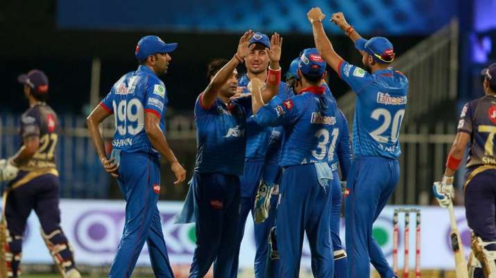 Highlights, IPL 2020: Delhi Capitals beat Kolkata Knight Riders by 18 runs  to go top of table   Cricket News – India TV