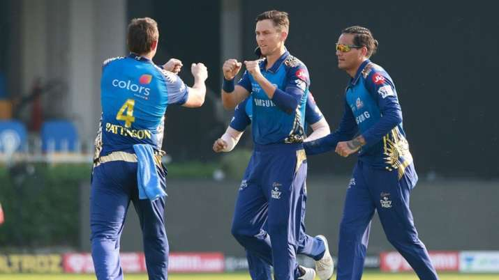 IPL 2020: All-round Mumbai Indians beat Sunrisers Hyderabad by 34 runs to go top of table