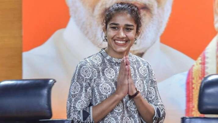 Wrestler Babita Phogat quits government job to join politics