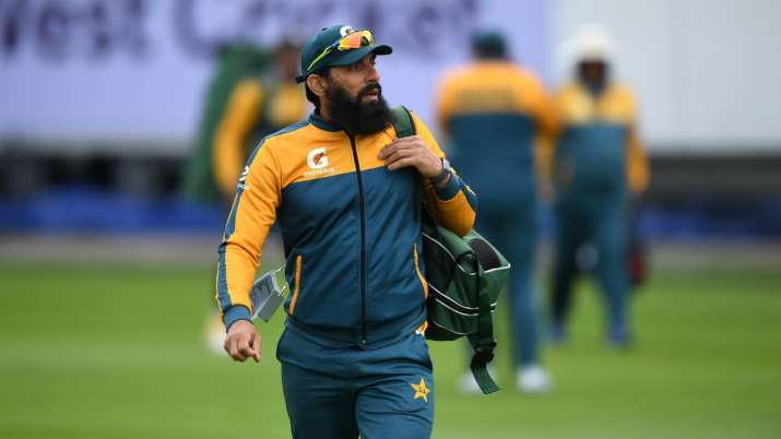 Pakistan Cricket Board to review Misbah-ul-Haq's one-year performance
