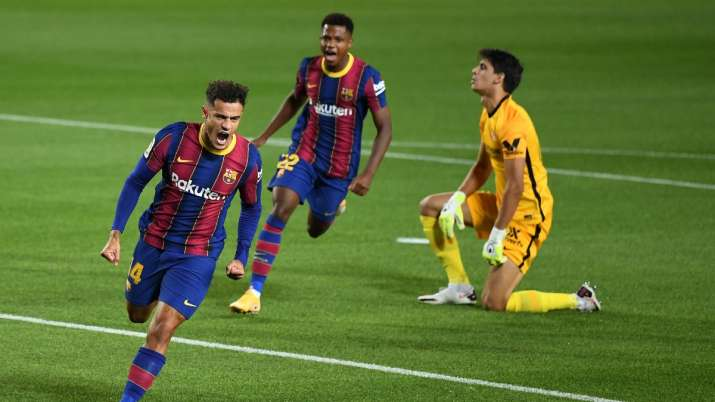 Philippe Coutinho makes good on 2nd chance with Barcelona