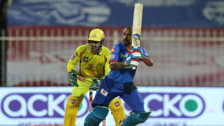 Delhi Capitals vs Chennai Super Kings Live Score IPL 2020: Dhawan, Iyer take charge in tall chase